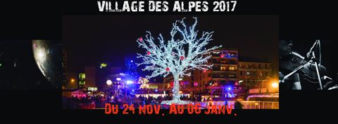 Le Village des Alpes 2017